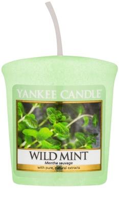 Yankee Candle Wild Mint вотивна свічка