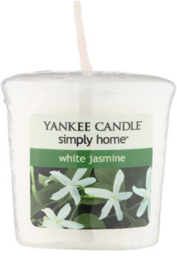 Yankee Candle White Jasmine velas votivas