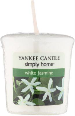 Yankee Candle White Jasmine Votivkerze