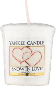 Yankee Candle Snow in Love lumânare votiv