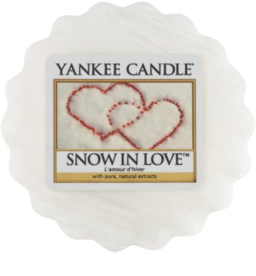 Yankee Candle Snow in Love віск для аромалампи