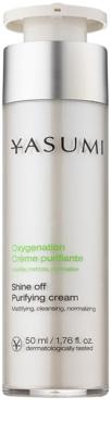 Yasumi Acne-Prone crema matifianta pentru tenul gras, predispus la acnee