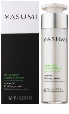 Yasumi Acne-Prone crema matifianta pentru tenul gras, predispus la acnee 1