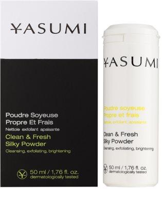 Yasumi Acne-Prone reinigender Puder für das Gesicht 1