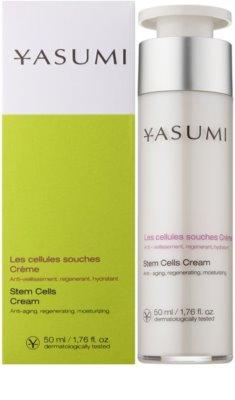Yasumi Anti-Aging crema regeneratoare cu efect antirid 1