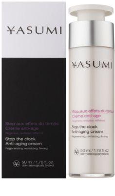 Yasumi Anti-Aging regenerujący krem przeciwzmarszczkowy 40+ 1