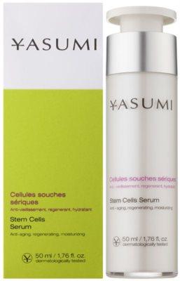 Yasumi Anti-Aging regenerierendes und feuchtigkeitsspendendes Serum mit Antifalten-Effekt 1