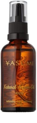 Yasumi Natural Argan Oil aceite nutritivo para cara, cuerpo y cabello