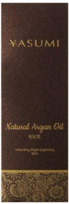 Yasumi Natural Argan Oil aceite nutritivo para cara, cuerpo y cabello 2