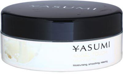 Yasumi Body Care Angel Touch polvo de leche para baño con efecto humectante
