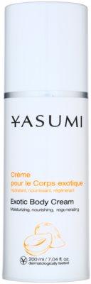 Yasumi Body Care regeneráló és hidratáló krém minden bőrtípusra
