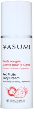 Yasumi Body Care crema hidratanta pentru toate tipurile de piele