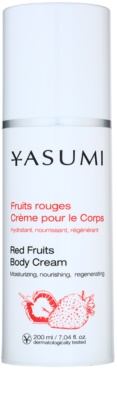 Yasumi Body Care crema hidratante para todo tipo de pieles