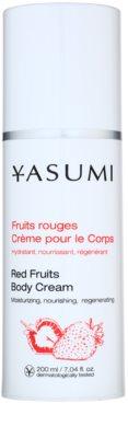 Yasumi Body Care Feuchtigkeitscreme für alle Oberhauttypen