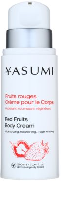 Yasumi Body Care crema hidratanta pentru toate tipurile de piele 1