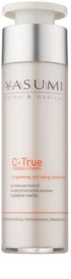 Yasumi Dermo&Medical C-True crema vitaminada con efecto antiarrugas