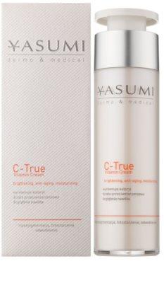 Yasumi Dermo&Medical C-True crema vitaminada con efecto antiarrugas 1