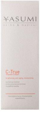 Yasumi Dermo&Medical C-True crema vitaminada con efecto antiarrugas 2