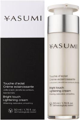 Yasumi Discoloration zesvětlující krém na pigmentové skvrny 1