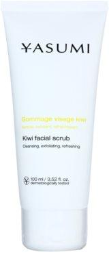 Yasumi Face Care sanftes Reinigungs-Peeling für alle Hauttypen