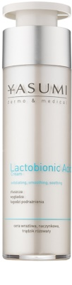 Yasumi Dermo&Medical Lactobionic Acid crema pentru ten  pentru piele sensibila cu tendinte de inrosire
