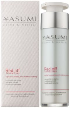 Yasumi Dermo&Medical Red Off Creme zur Reduktion von Rötungen 1