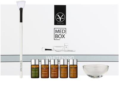 Yasumi Med Box Whitening lote cosmético I.