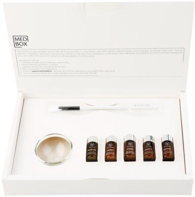 Yasumi Med Box Whitening lote cosmético I. 1