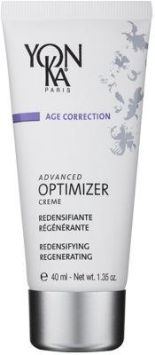 Yon-Ka Age Correction Advanced Optimizer bőr rugalmasságát regeneráló krém