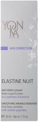 Yon-Ka Age Correction Elastine glättende Nachtcreme gegen Falten und Krähenfüße 2