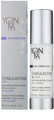 Yon-Ka Age Correction Stimulastine odnawiający krem na dzień przeciw głębokim zmarszczkom 2