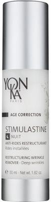 Yon-Ka Age Correction Stimulastine obnovující noční krém proti hlubokým vráskám