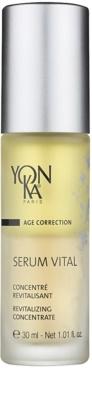 Yon-Ka Age Correction Vital revitalisierendes Gesichtsserum mit regenerierender Wirkung