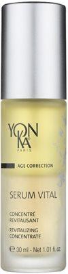 Yon-Ka Age Correction Vital rewitalizujące serum do twarzy o działaniu regenerującym