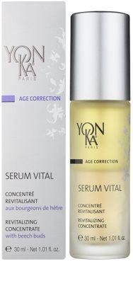 Yon-Ka Age Correction Vital Ser facial revitalizant efect regenerator 2