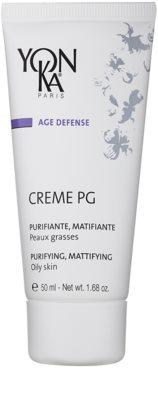 Yon-Ka Age Defense mattierende Creme für fettige Haut
