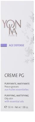 Yon-Ka Age Defense mattosító krém zsíros bőrre 2