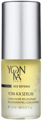 Yon-Ka Age Defense regeneračné sérum pre výživu a rozjasnenie pleti