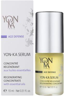 Yon-Ka Age Defense regeneračné sérum pre výživu a rozjasnenie pleti 2