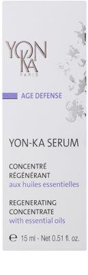 Yon-Ka Age Defense regeneračné sérum pre výživu a rozjasnenie pleti 3