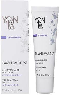 Yon-Ka Age Defense Grapefruit crema revitalizadora para pieles secas 1