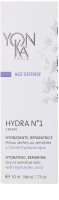 Yon-Ka Age Defense N°1 krem nawilżający z działaniem odnawiającym do skóry suchej i wrażliwej 2