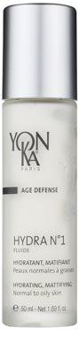 Yon-Ka Age Defense N°1 fliud nawilżający z matującym efektem do skóry normalnej i mieszanej