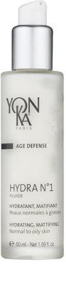 Yon-Ka Age Defense N°1 feuchtigkeitsspendendes Fluid mit Matt-Effekt für normale bis fettige Haut 1