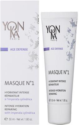 Yon-Ka Age Defense N°1 masca faciala intensiv hidratanta 1