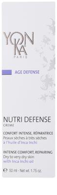 Yon-Ka Age Defense Nutri intenzivní obnovující krém pro suchou až velmi suchou pleť 2