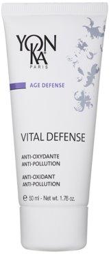 Yon-Ka Age Defense Vital intenzivně hydratační denní krém s antioxidačním účinkem