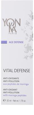 Yon-Ka Age Defense Vital intensive feuchtigkeitsspendende Tagescreme mit Antioxidant-Wirkung 2