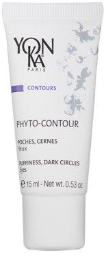 Yon-Ka Contours Phyto krem pod oczy przeciw obrzękom i cieniom