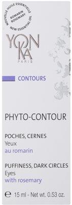Yon-Ka Contours Phyto krem pod oczy przeciw obrzękom i cieniom 2